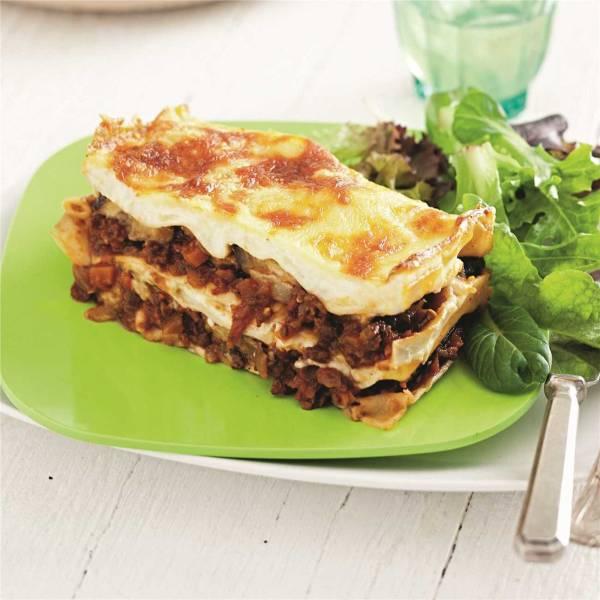 Vegetarian Lasagne Recipe A Recipe Woolworths