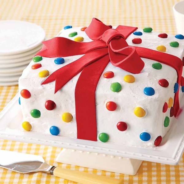 Betty Crocker Birthday Present Cake Recipe Woolworths