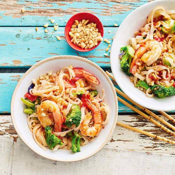 Prawn Pad Thai Recipe Woolworths