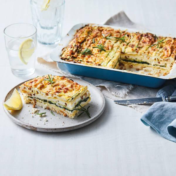 Zucchini Lasagne Recipe Woolworths