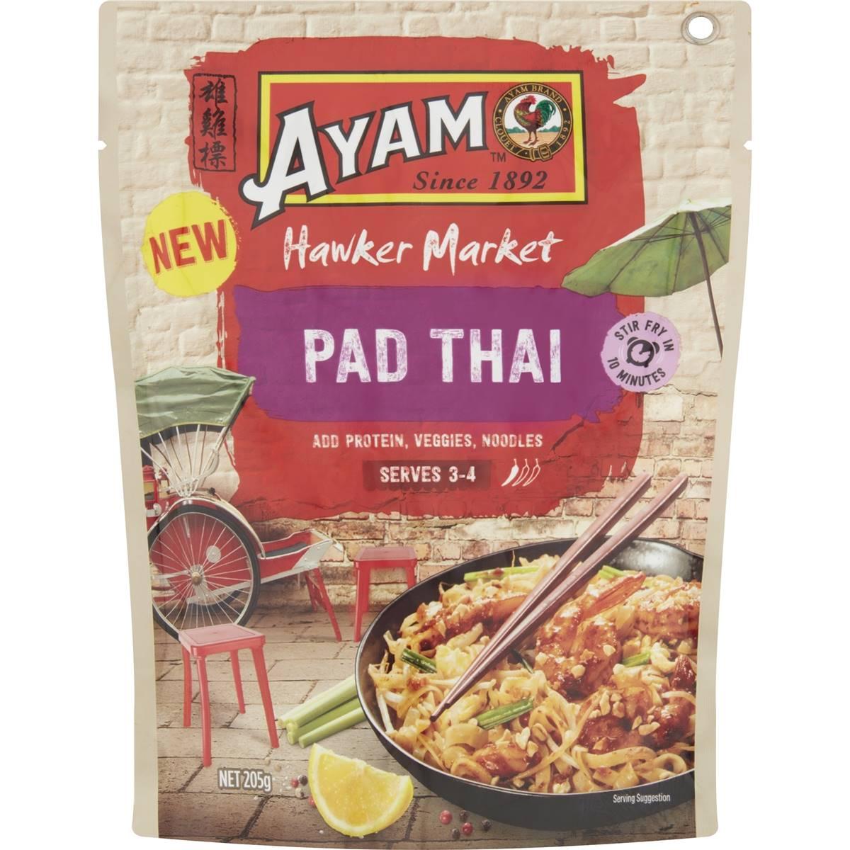 Ayam Hawker Pad Thai