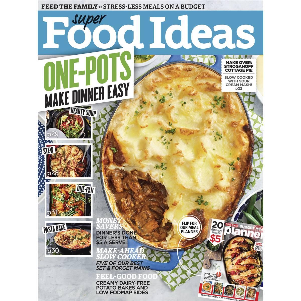 Super food ideas woolworths image gallery forumfinder Gallery