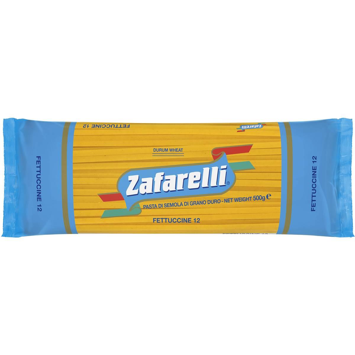 Zafarelli Fettuccine Pasta No 12