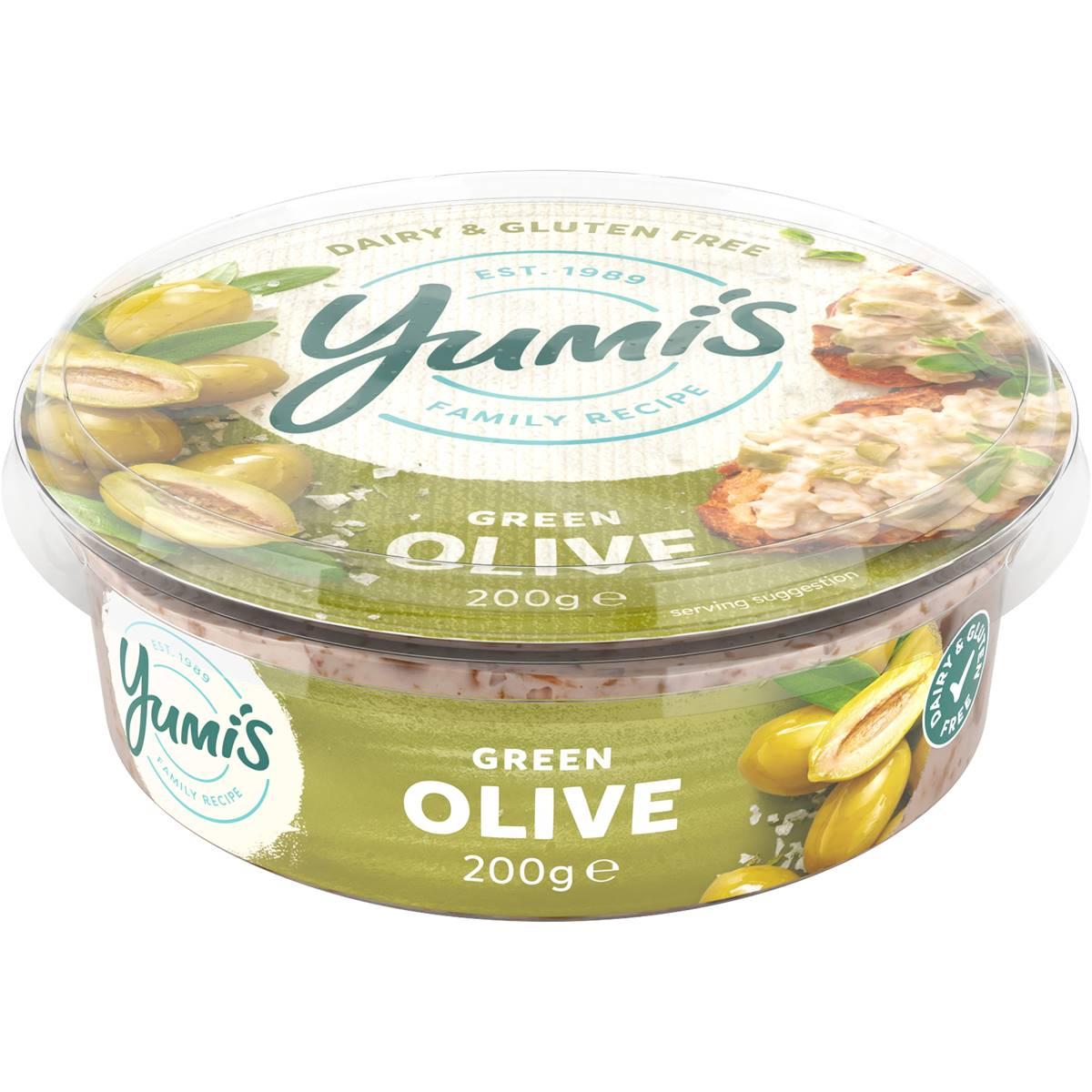 Yumi's Italian Olive Dip