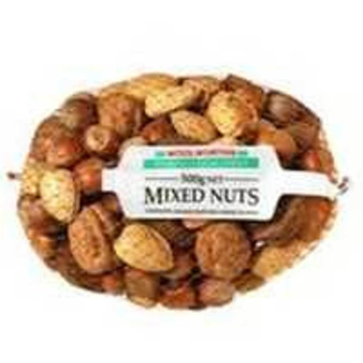 Woolworths Mixed Nuts In Shell
