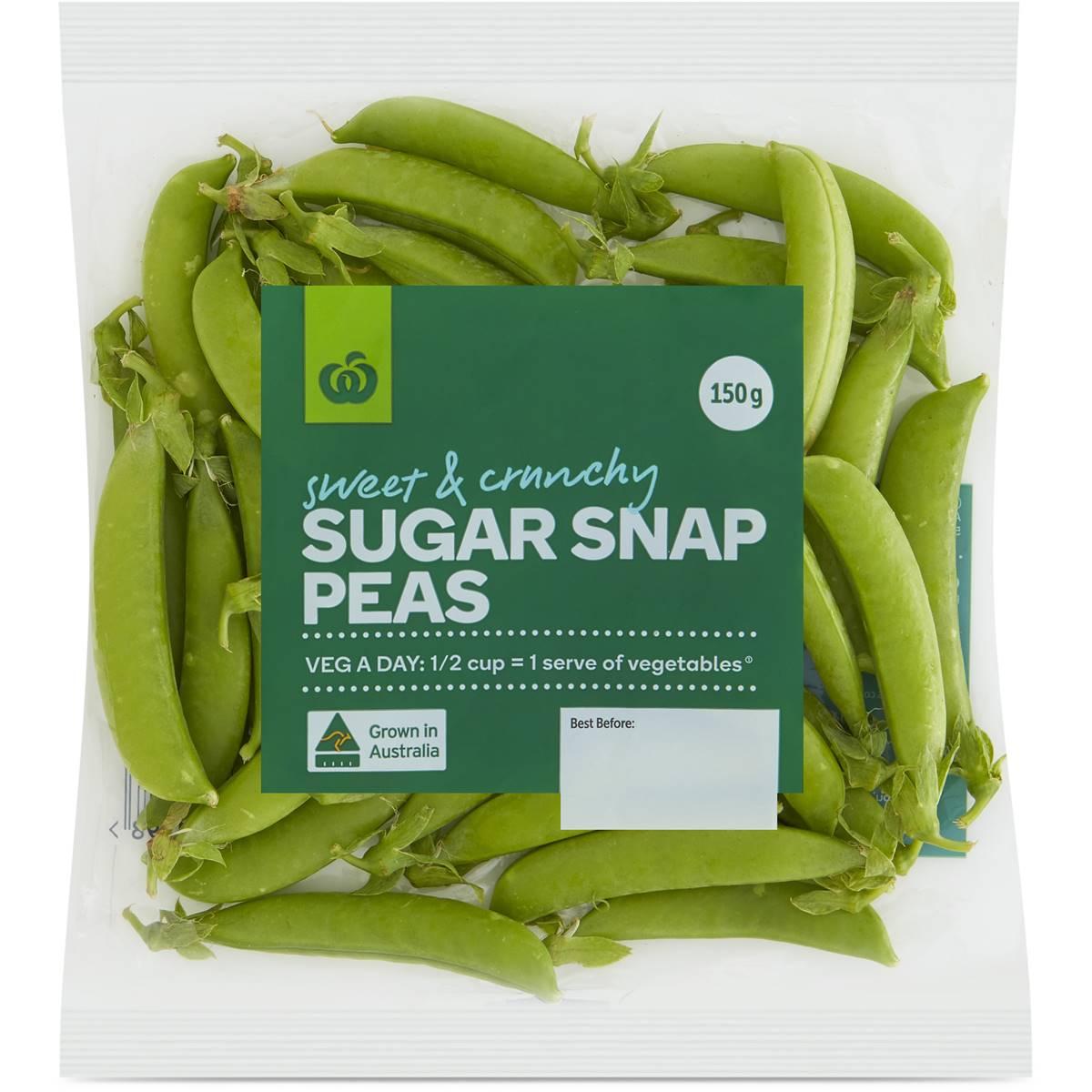 Woolworths Sugar Snap Peas