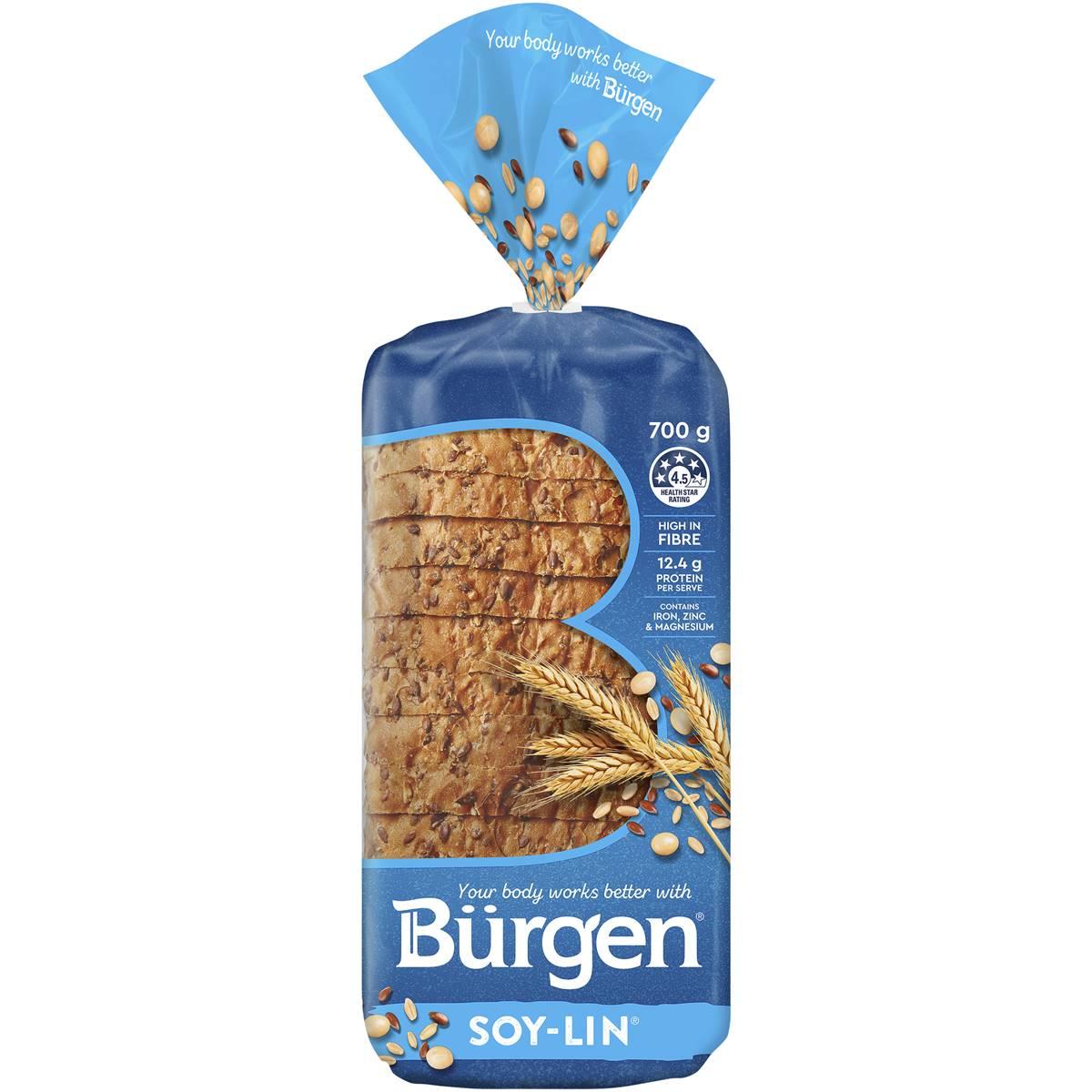 Burgen Bread Soy & Linseed