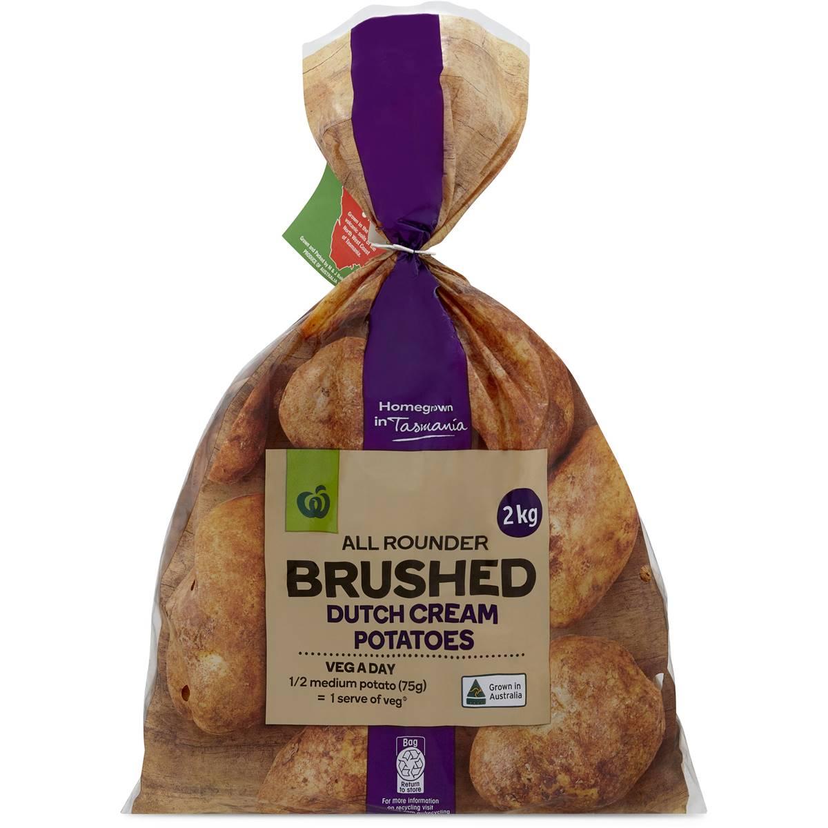 Potato Dutch Cream 2kg Bag