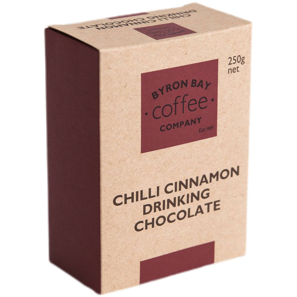 Byron Bay Coffee Co. Gourmet Drinking Chocolate With Chilli Cinnamon