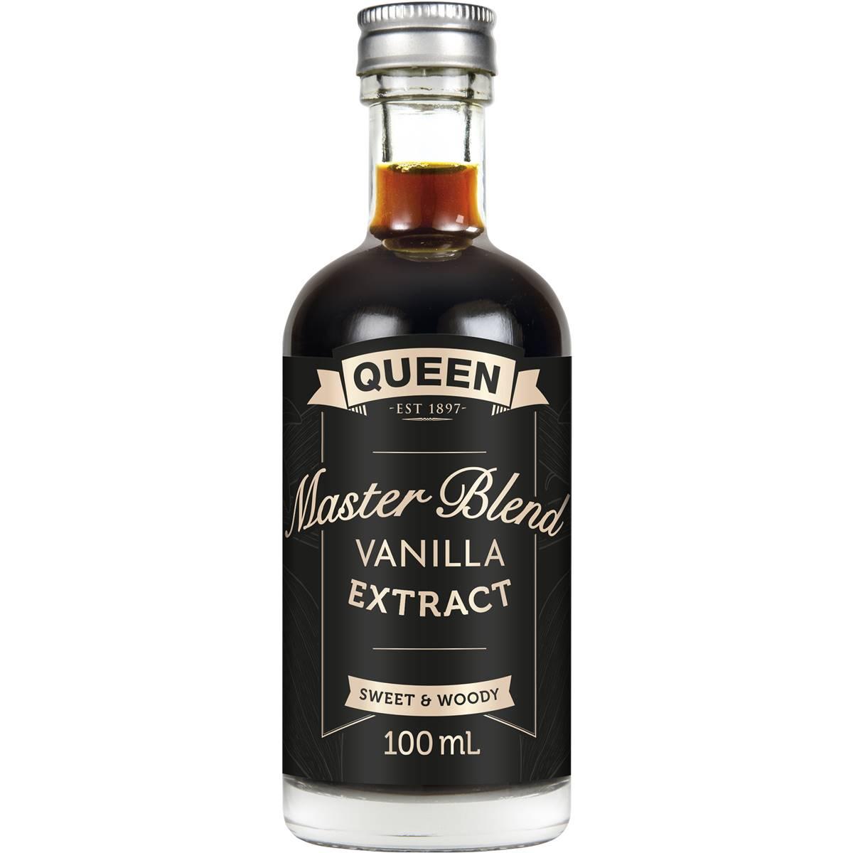 Queen Celebrating 120 Years Pure Vanilla Extract