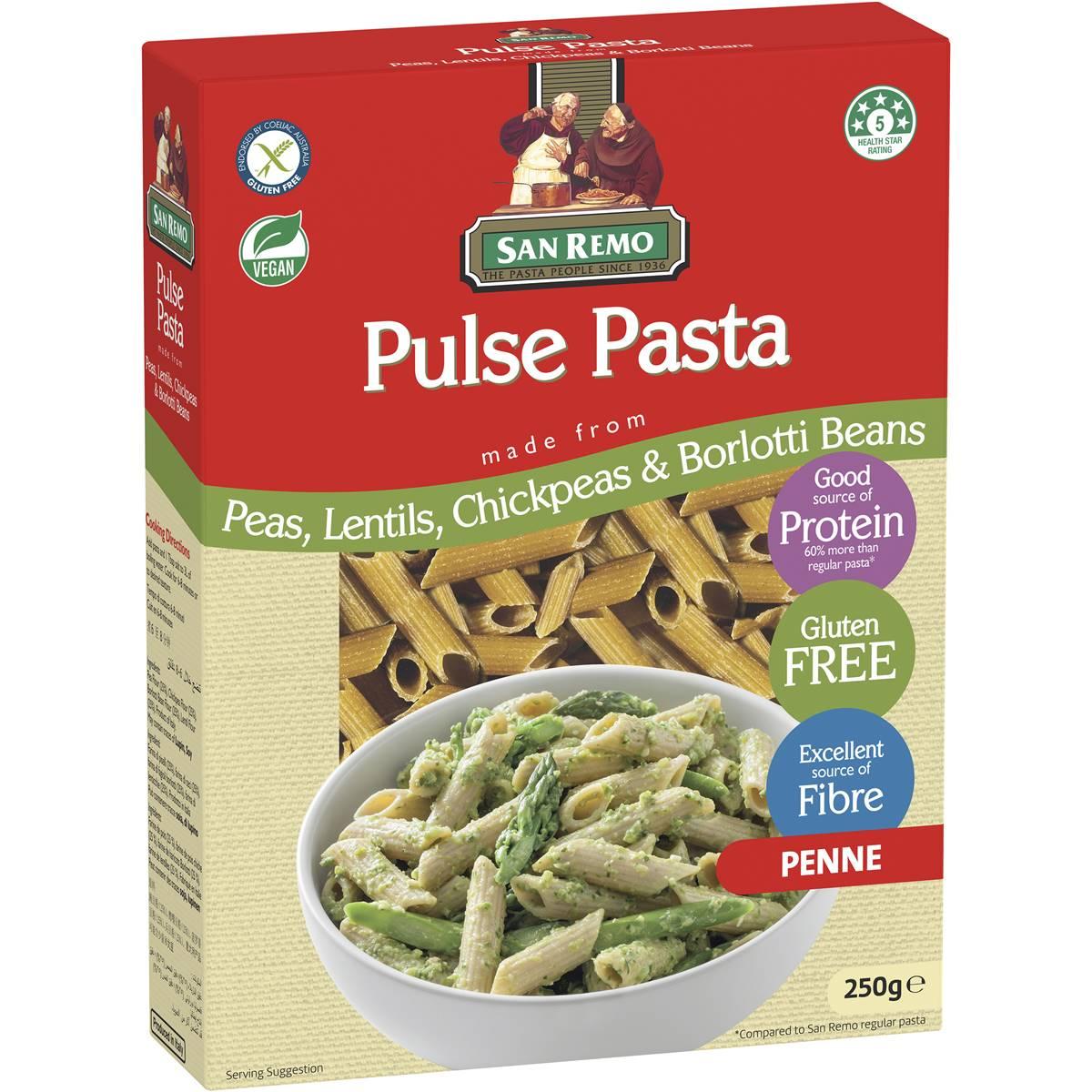 San Remo Pasta Pulse Penne