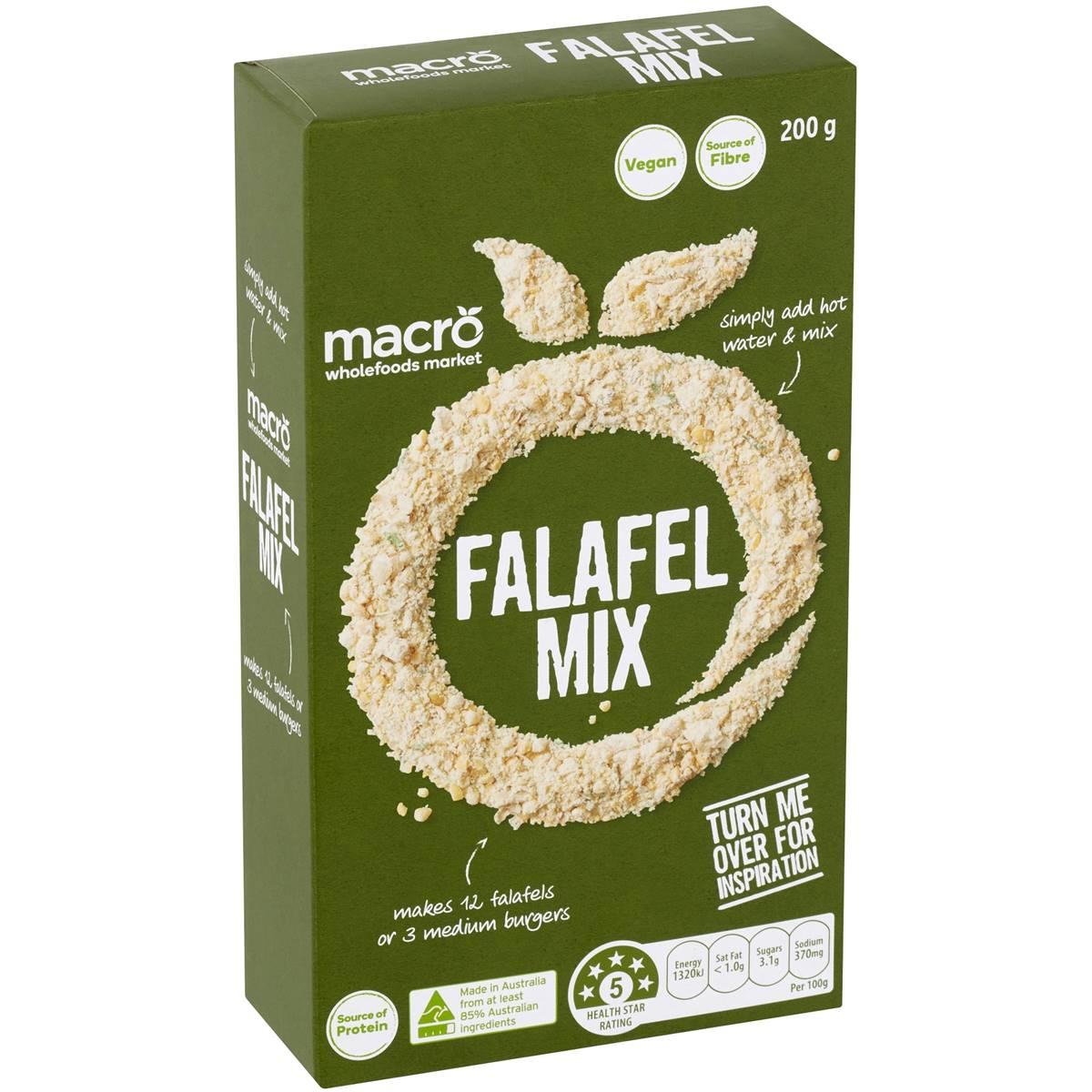Macro Falafel Mix