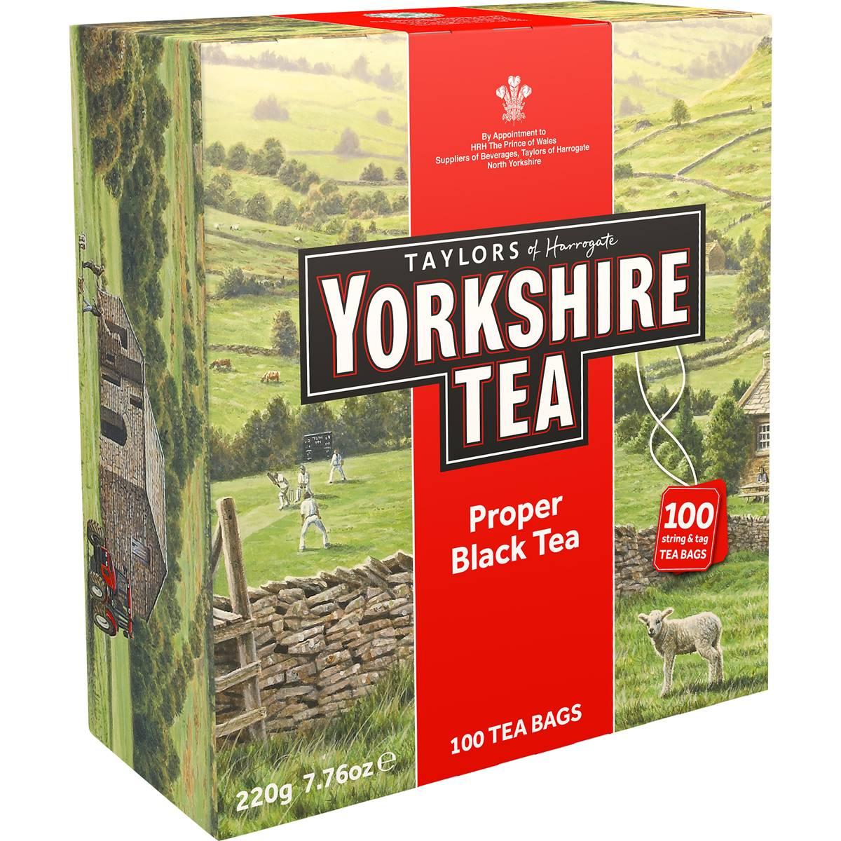Taylors Of Harrogate Yorkshire Tea Bags