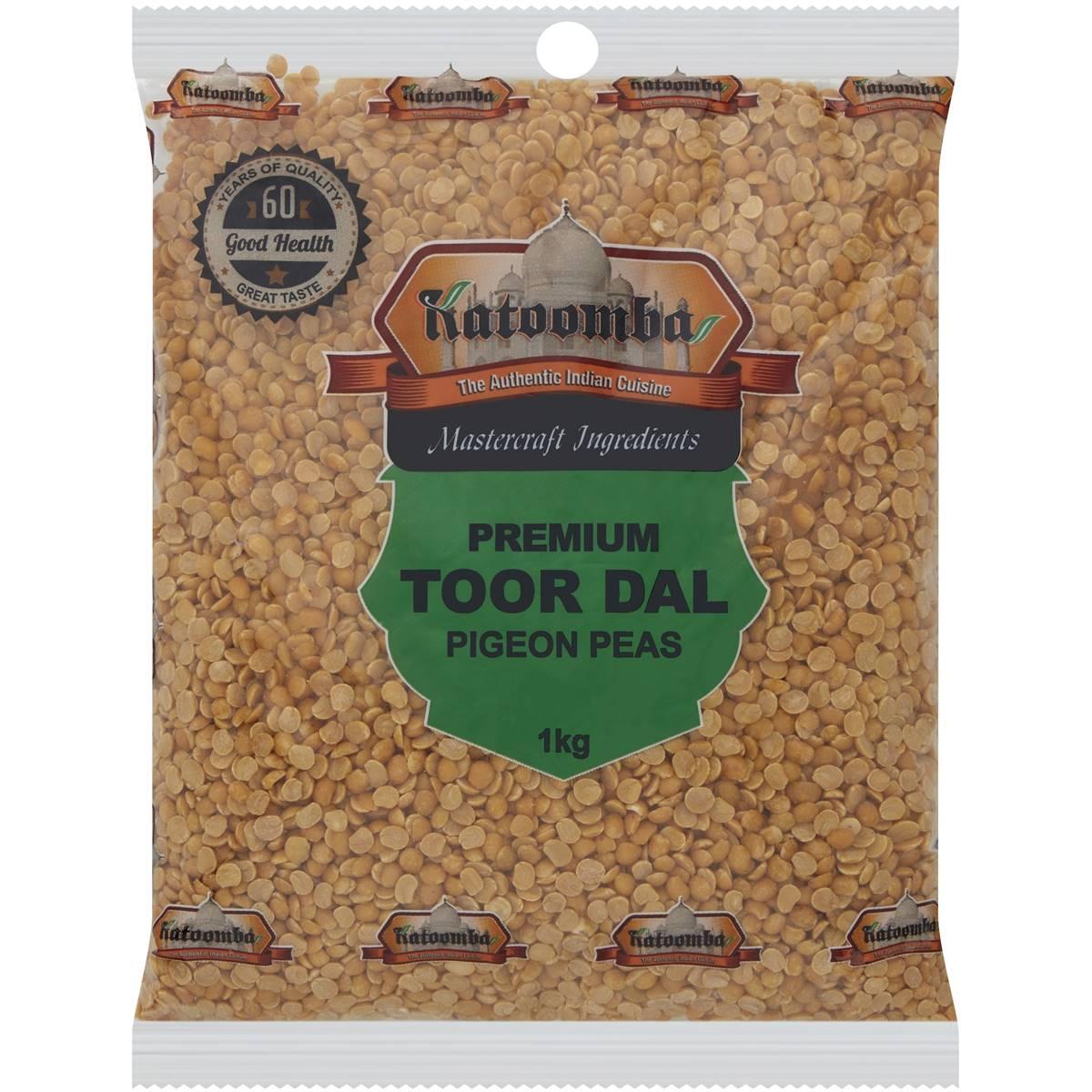 Katoomba Ingredients Toor Dal