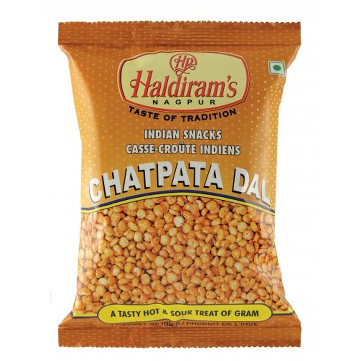 Haldiram's Ingredients Chatpata Dal