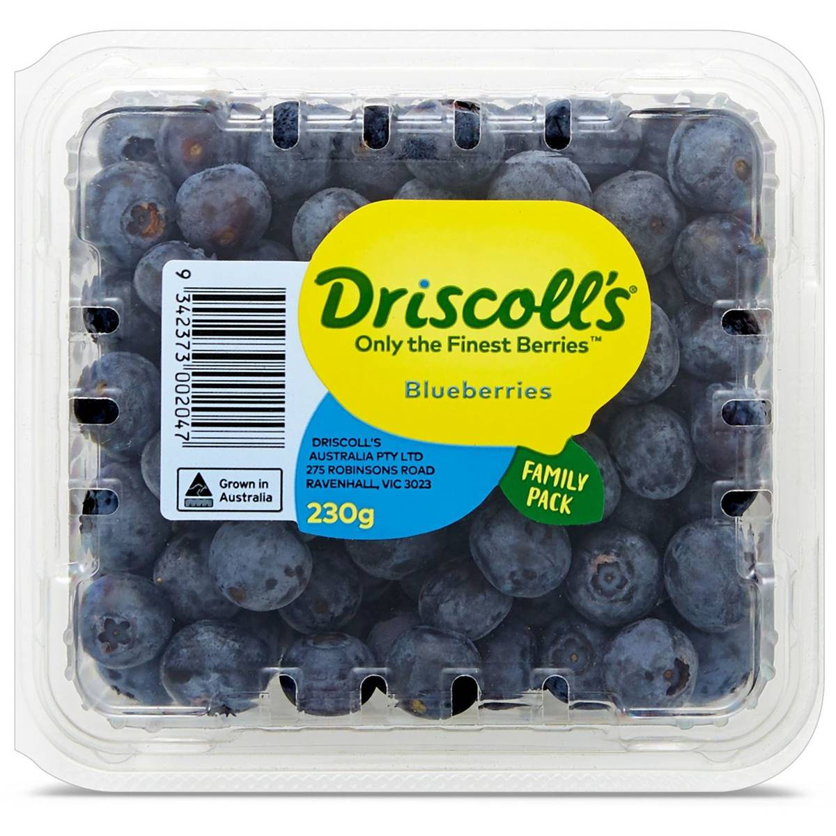 Driscoll's Fresh Blueberries