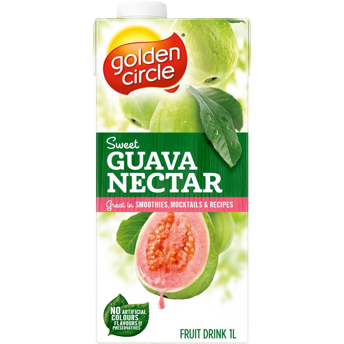 Golden Circle Guava Nectar
