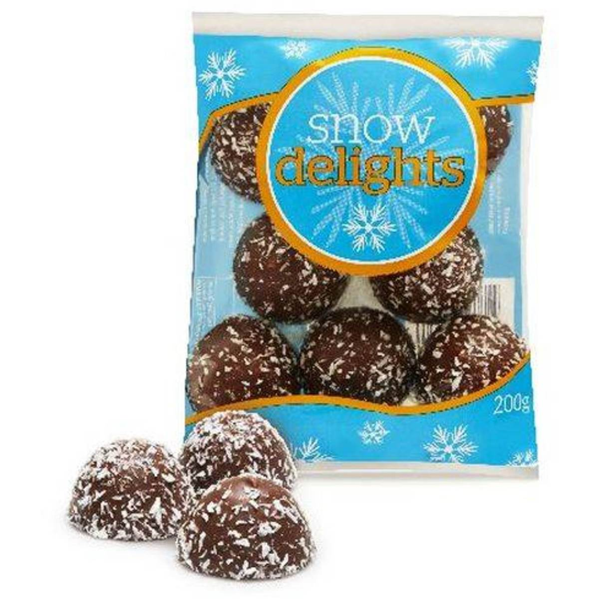 Woolworths Snow Delights