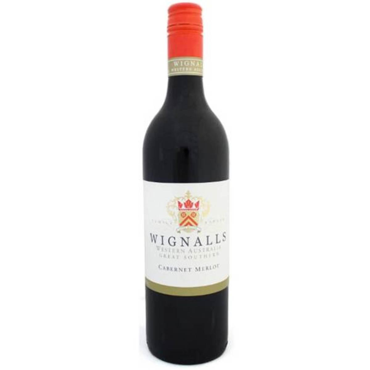 Wignalls Cabernet Merlot