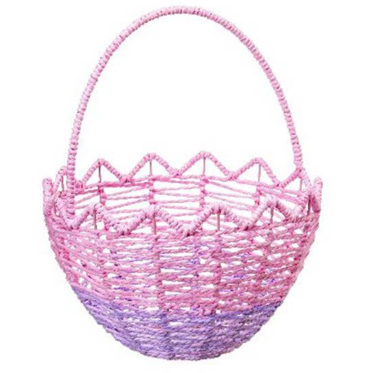 Woolworths easter egg string basket large each woolworths image gallery negle Choice Image