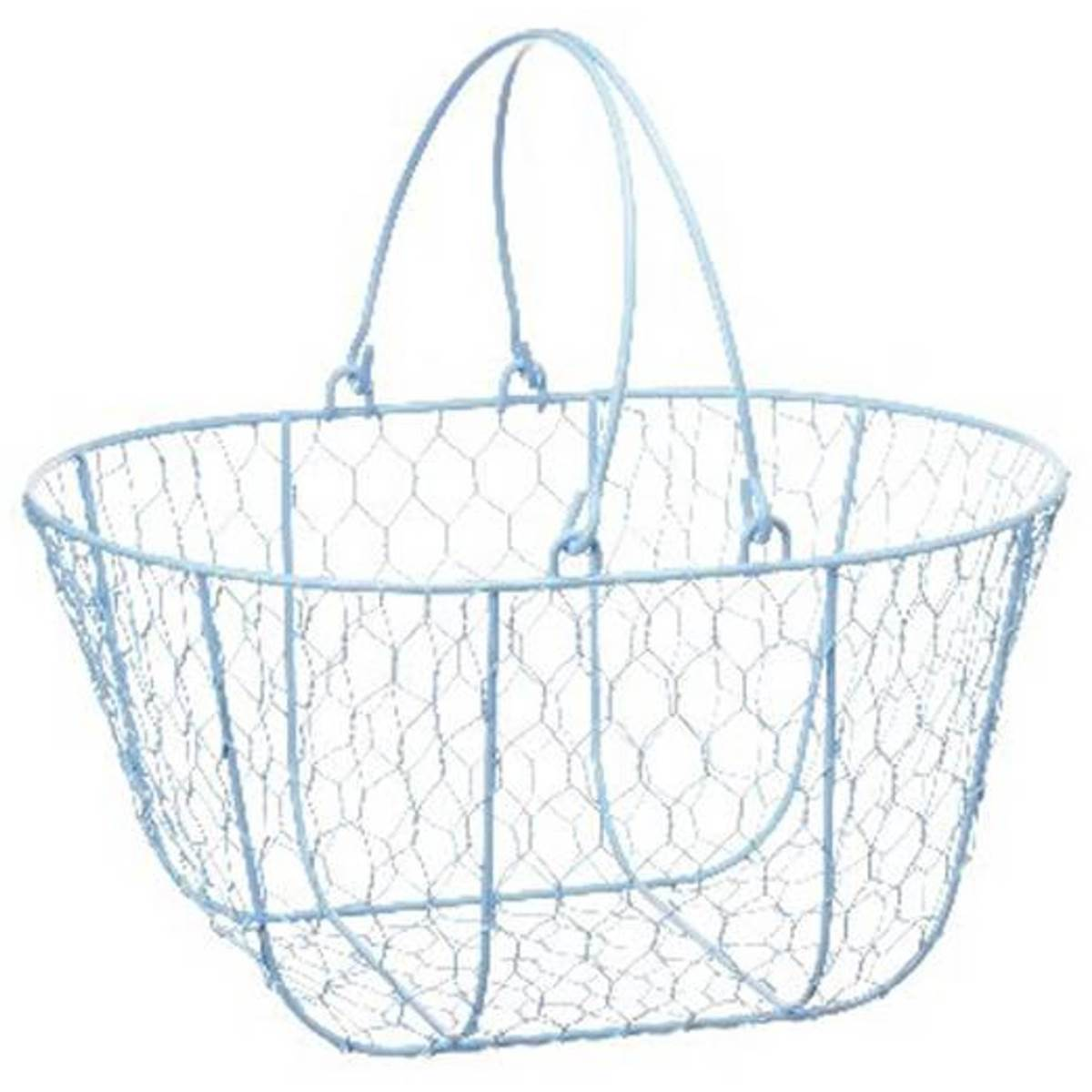 Woolworths Easter Wire Basket Medium each | Woolworths
