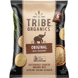 af5032de4fb Tribe Organics Rice Cracker Original 6 pack