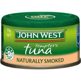 John West Tempters Tuna Smoked