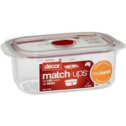 Decor Match Ups Storer Oblong 1l Woolworths