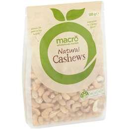 Macro Cashew Kernels