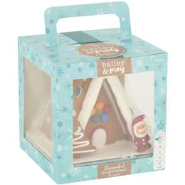 Bailey And May Decorated Gingerbread House 330g Woolworths