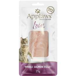 Applaws Cat Treat Salmon Loin 25g Woolworths