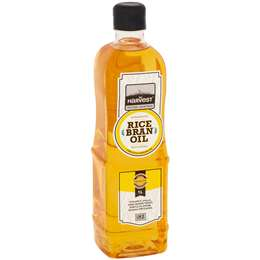 Harvest Rice Bran Oil  1l