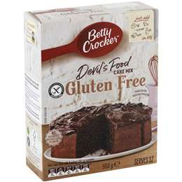 Gluten Free Chocolate Cake Mix Coles
