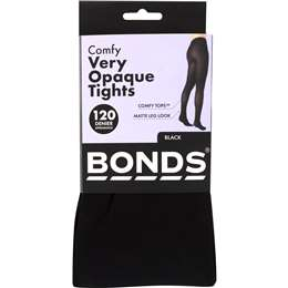 879be0e1c Bonds Comfy Tops Very Opaque Tights Black Sml-med each