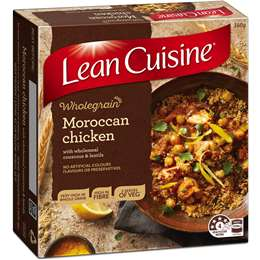 Healthy frozen meals woolworths for Are lean cuisine healthy