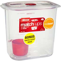 Decor Match Ups Storer Tall Oblong 3l Woolworths