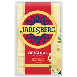 Jarlsberg Original Cheese Slices Sliced Cheese 150g