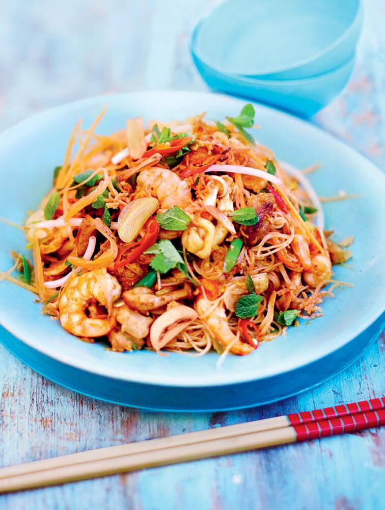 Jamies singapore noodles recipe woolworths jamies recipe forumfinder Gallery