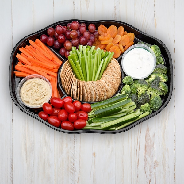 Deli Platters on subway party platters